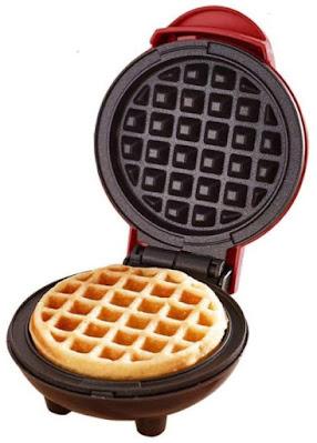 Candora Mini Waffle Maker Machine