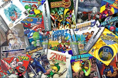 Kumpulan Game GBA (Game Boy Advance) Terbaru 2016
