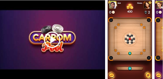 Download this Carrom Pool Games For Android