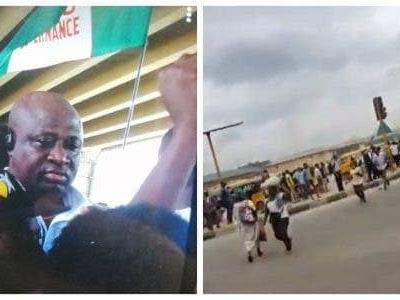 #EndSars: Lagos politician Abiodun Bolarinwa allegedly shoots 3 protesters