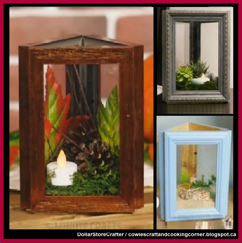 Dollar Store Crafter 3 Terrarium Ideas Using Dollar Tree Picture