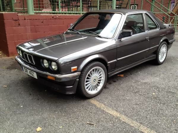 daily turismo 5k grey matter 1985 bmw 323i e30 baur targa. Black Bedroom Furniture Sets. Home Design Ideas