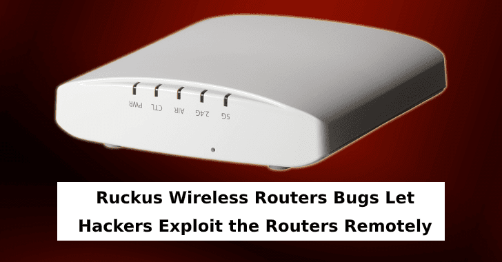 Ruckus Wireless Routers