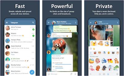 Aplikasi alternatif pengganti whatsapp - 1