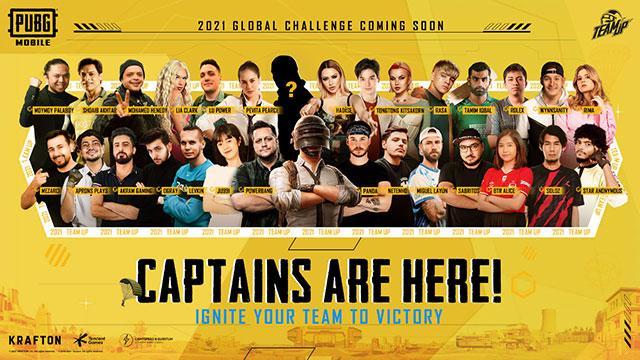 2021 team up challenge