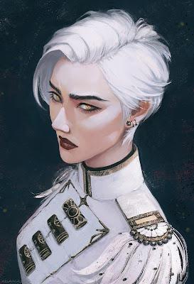 Capitano Doriana Al Rateph (ST by Kseniia Tselousova)