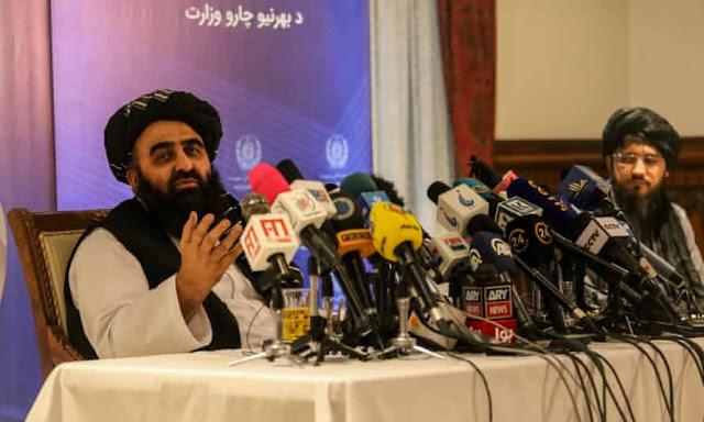 Taliban Kirim Surat Minta Berbicara di Sidang Umum PBB