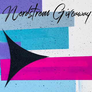 Enter the Nordstrom $100 Insta Giveaway. Ends 4/6. Open WW