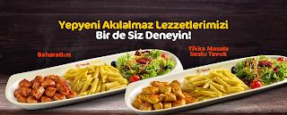 tavuk dünyası lezzetleri kampanyaları menü fiyatları online sipariş