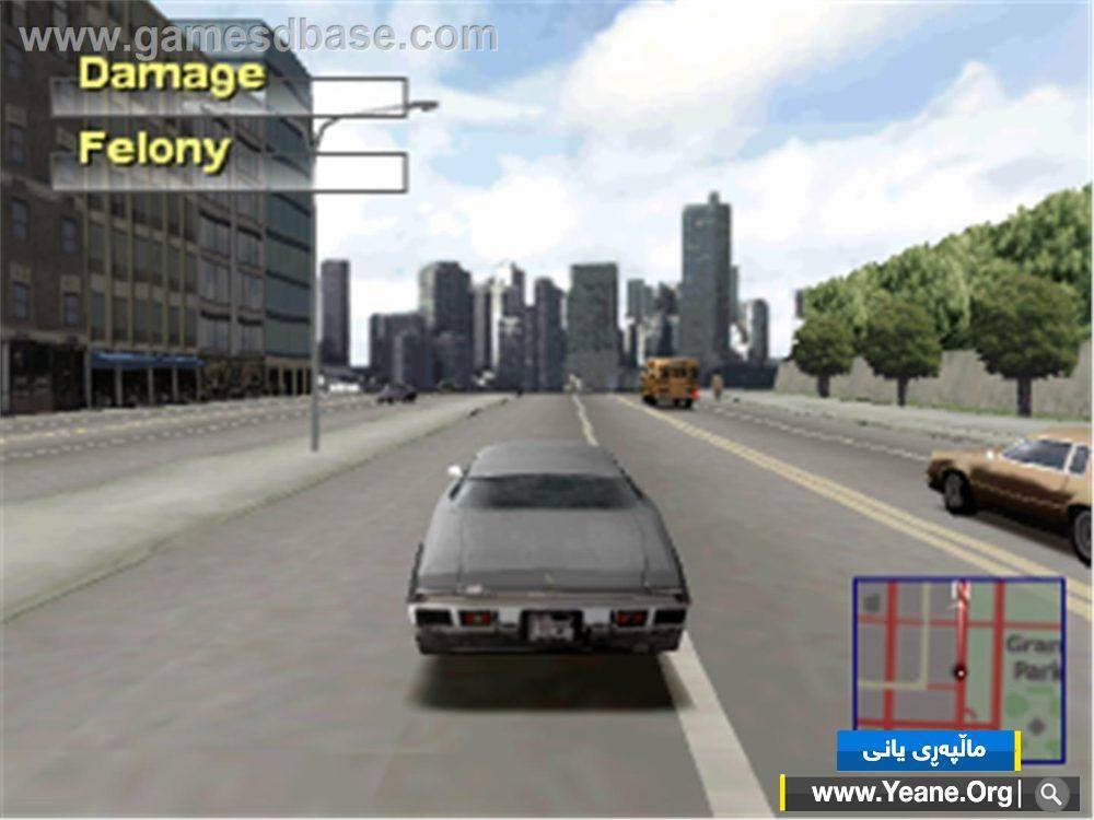 خۆشترین و بههێزترین یاری Driver 2  بۆ ئهندرۆید و ئای ئۆ ئێس