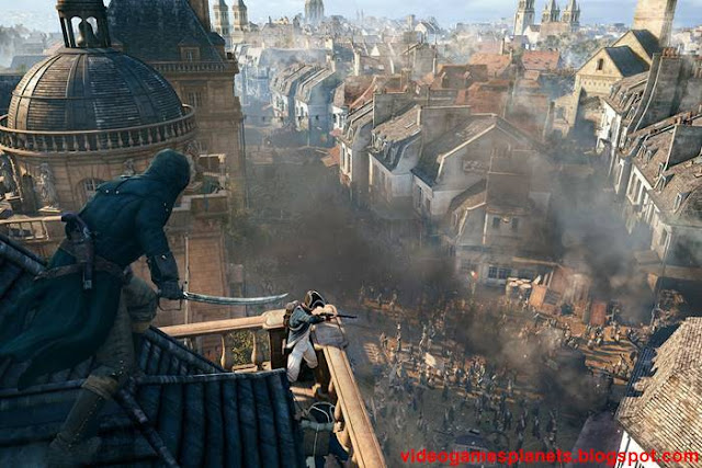 assassin's creed unity highly compressed 500mb