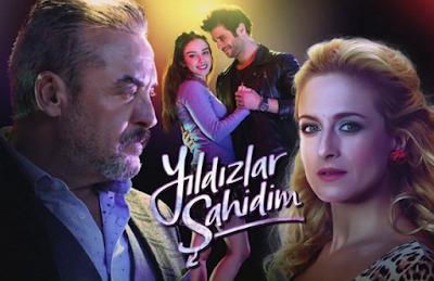 مسلسل النجوم شواهدي Yıldızlar Şahidim