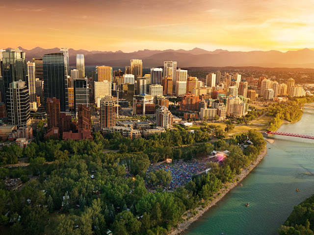 Calgary Vacation Packages, Flight and Hotel Deals