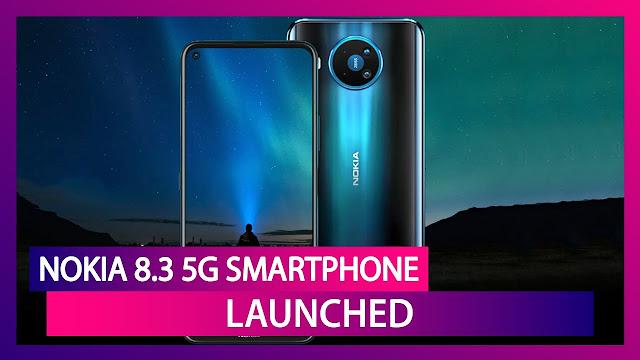 Nokia 8.3 5G Price Specifications