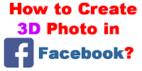 how-to-create-3d-photo-in-facebook