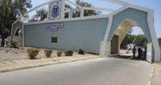 borno state university admission list