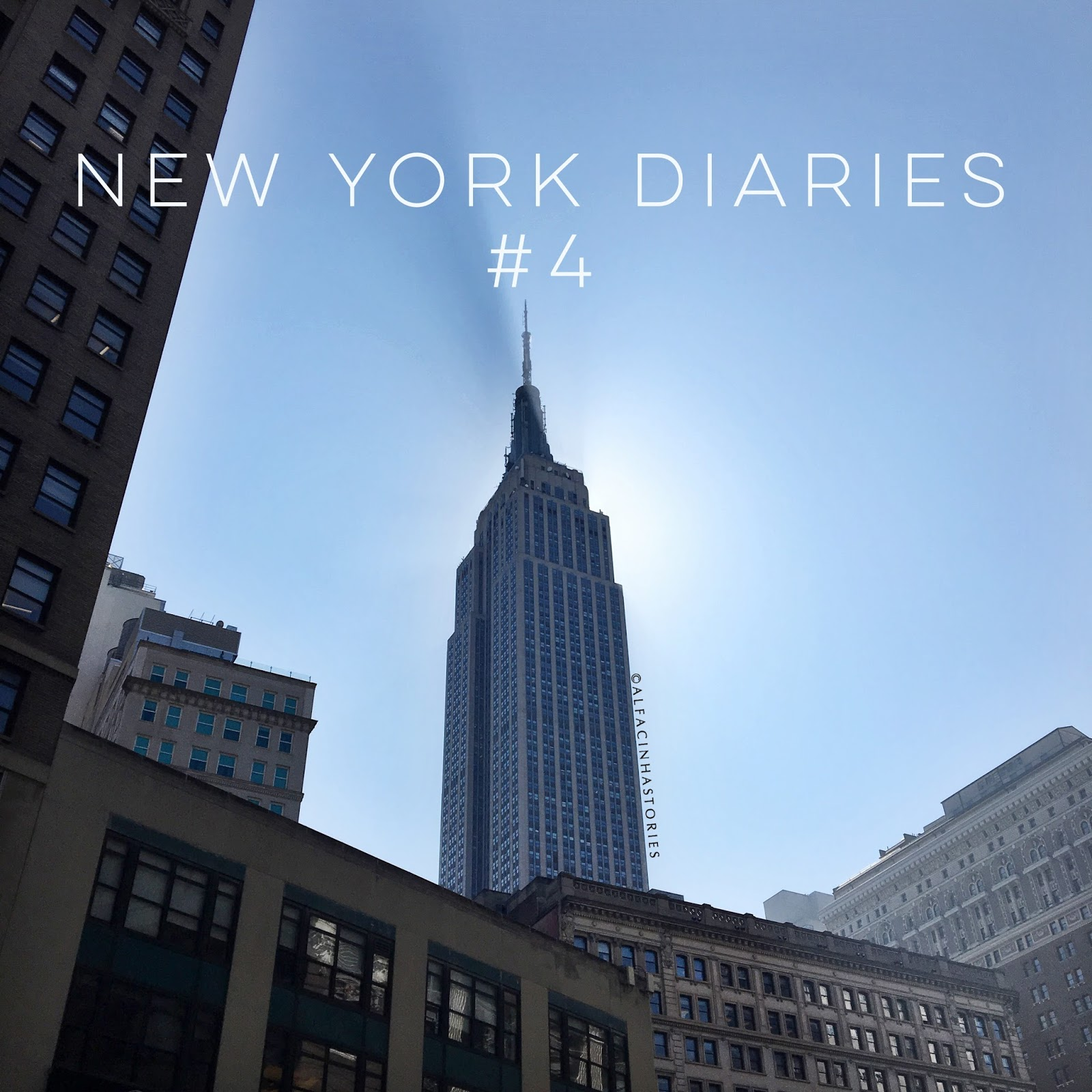 The New York Diares #4