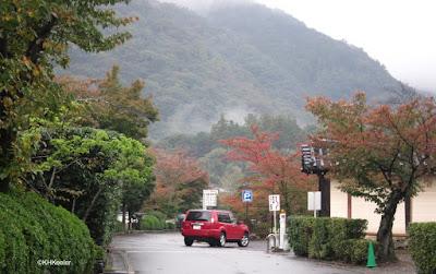 Kyoto, October