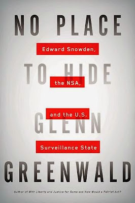 No Place to Hide by Glenn Greenwald – book cover
