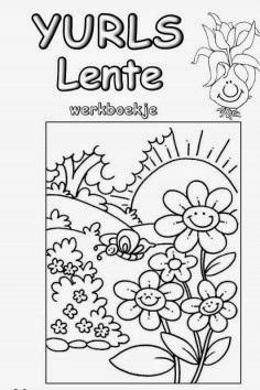 Hedendaags Onderwijs en zo voort.....: 0977. Lente : Werkboekje lente CN-26