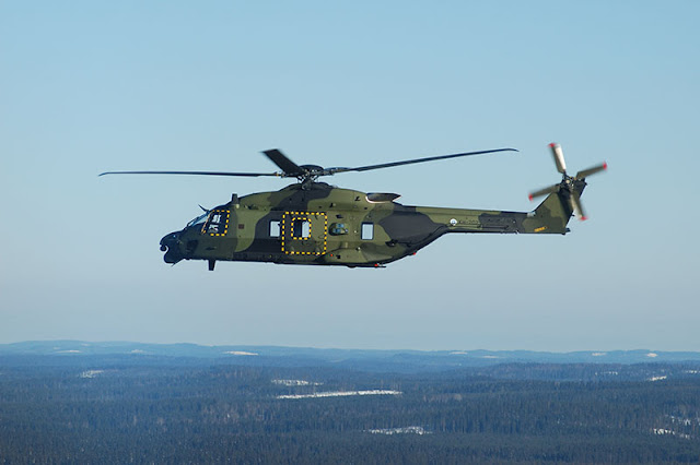 NH90 HELICOPTER: THE 300th WAS DELIVERED