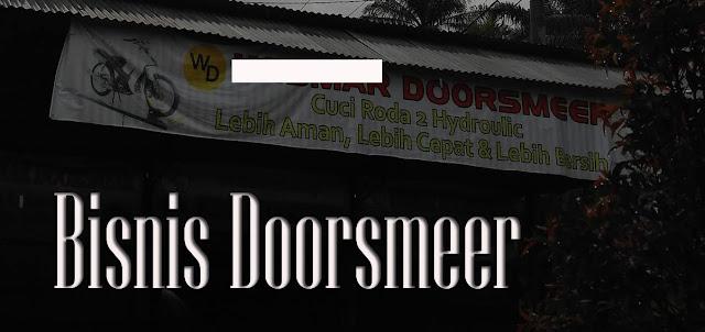 Peluang Usaha Cuci Kendaraan Atau Doorsmeer