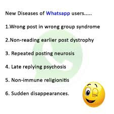 Funny Whatsapp Message in English