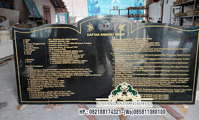 Jual Bongpay Kuburan Granit, Bongpay Kuburan Granit