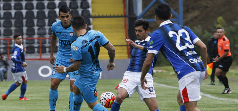 Huachipato vs Deportes Iquique EN VIVO por la Primera División