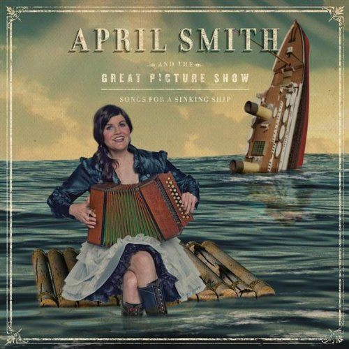Biodata April Smith and the Great Picture Show