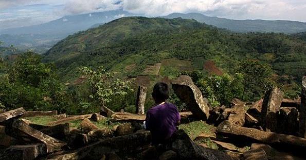 Hutan di kawasan puncak banyak ditebangi untuk diubah ...