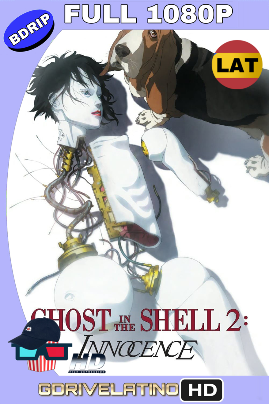 Ghost In the Shell 2: Inocencia (2004) BDrip FULL 1080p (Latino-Japonés) MKV