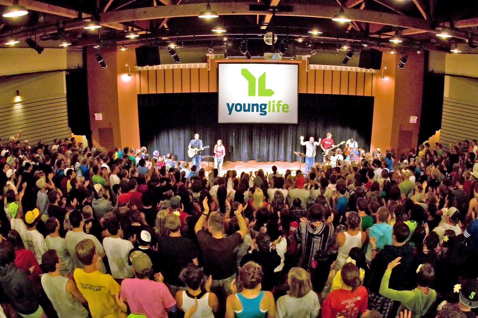 The Young Life Leader Blog: Content Songs For Young Life