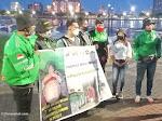 Wujud Peduli, GSPM Galang Dana Untuk Bantu Rezki yang Terkenah Tumor Di Perut
