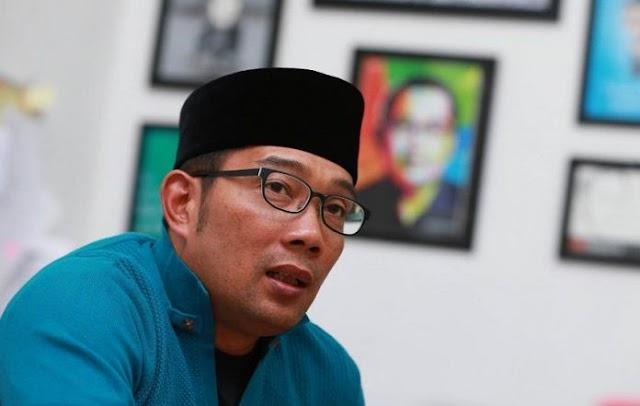 Ridwan Kamil Belum Menentukan Pilihan Untuk Calon Pendampingnya