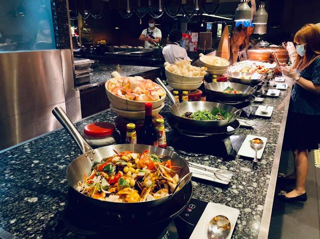 Memang Puashati Kalau Makan Buffet Di Renaissance Johor Bahru Hotel Ni!