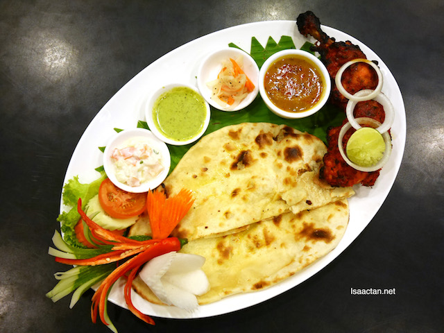 A Taste of North India @ Cafe 5, Pearl International Hotel Kuala Lumpur