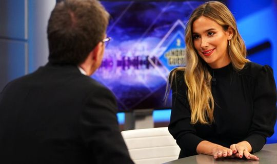 María Pombo reveals in 'El Hormiguero' that she has a team of sixteen people It's a profession even if people don't believe it