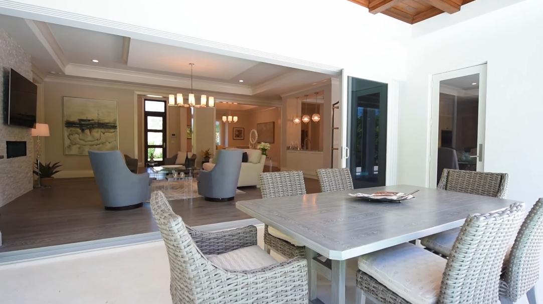 38 Interior Design Photos vs. 615 Fountainhead Ln, Naples, FL Luxury Home Tour