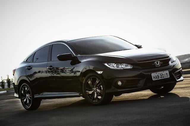 Honda Civic 2017 - Preço