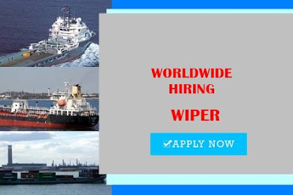 Seaman Jobs Rank Wiper