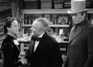 Still - Margaret Lindsay, Cecil Kellaway and George Sanders in The House of the Seven Gables (1940)