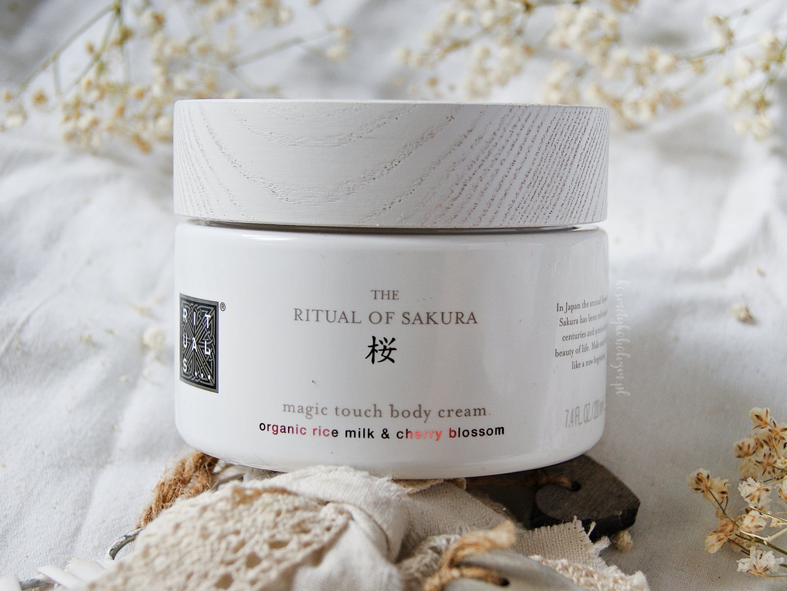 RITUALS | RITUAL OF SAKURA | KREM DO CIAŁA