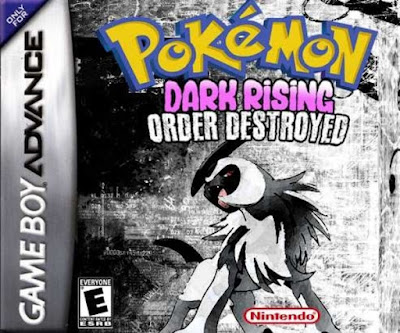 Pokemon Dark Rising - Order Destroyed GBA ROM Download