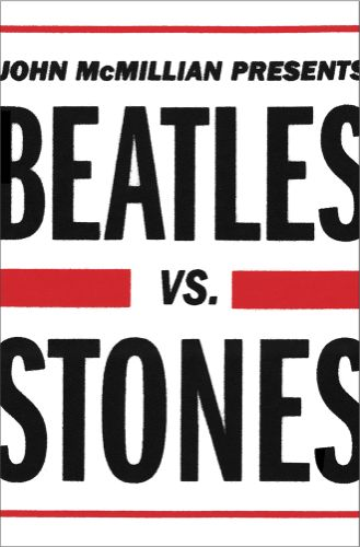 the beatles vs the rolling stones compare and contrast