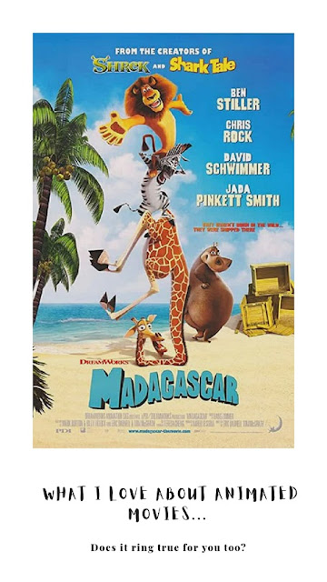Madagascar franchise travel movie doibedouin