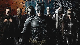 Christopher Nolan's Dark Knight Universe, image via MoviePilot