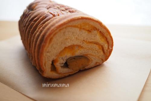 メープルのパン
