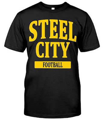 Steel City Football Pittsburgh T Shirts Hoodie Sweashirt Sweater