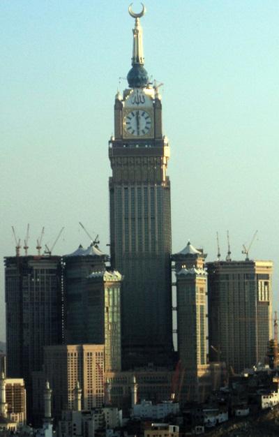 the extremes makkah royal clock tower hotel. Black Bedroom Furniture Sets. Home Design Ideas